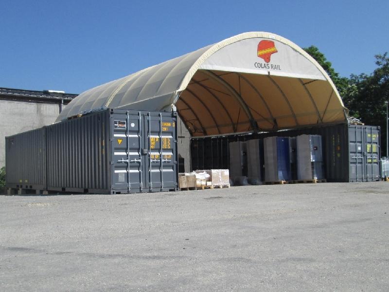 Sitio - Francia - COLAS RAIL