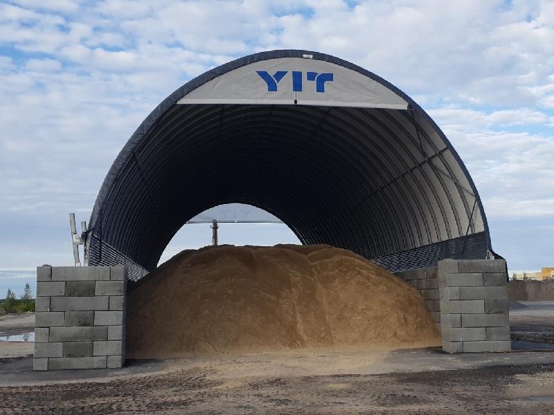 Plantas mezcladoras de asfalto - Polonia - YIT