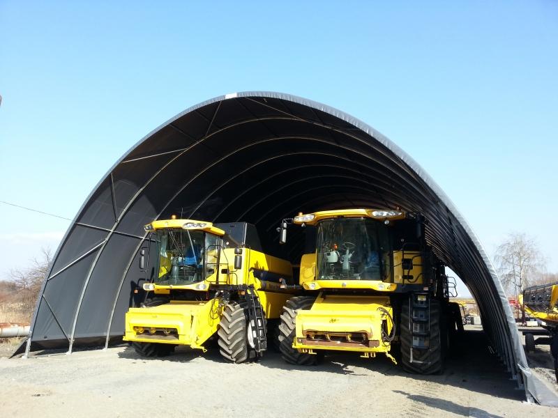 Hangar agrícola - Polonia