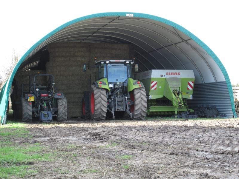 Hangar agrícola - Francia