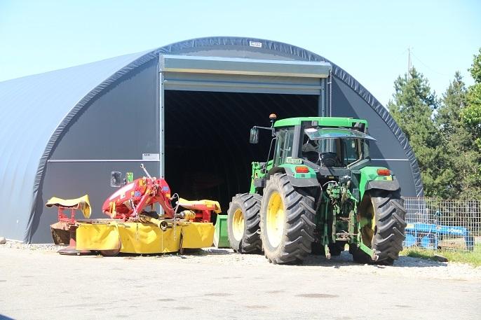 Hangar agrícola - Suiza